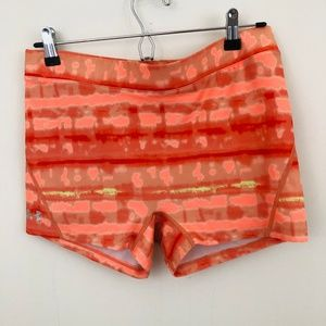 Under Armour Printed Compression Athletic Shorts L